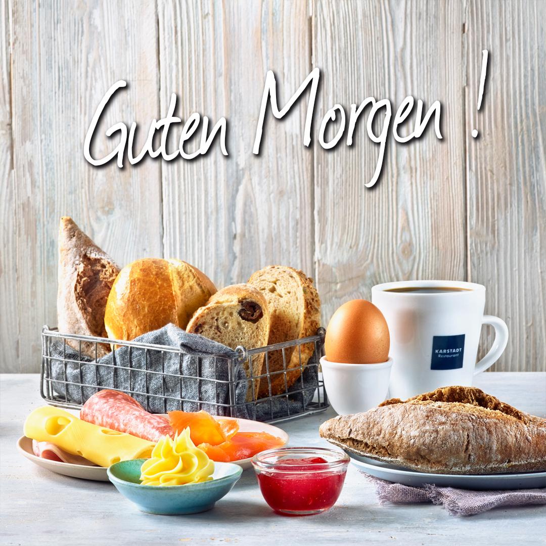 Fruehstueck Le Buffet Karstadt Restaurants